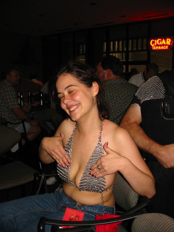 Best Nipples Contest 92