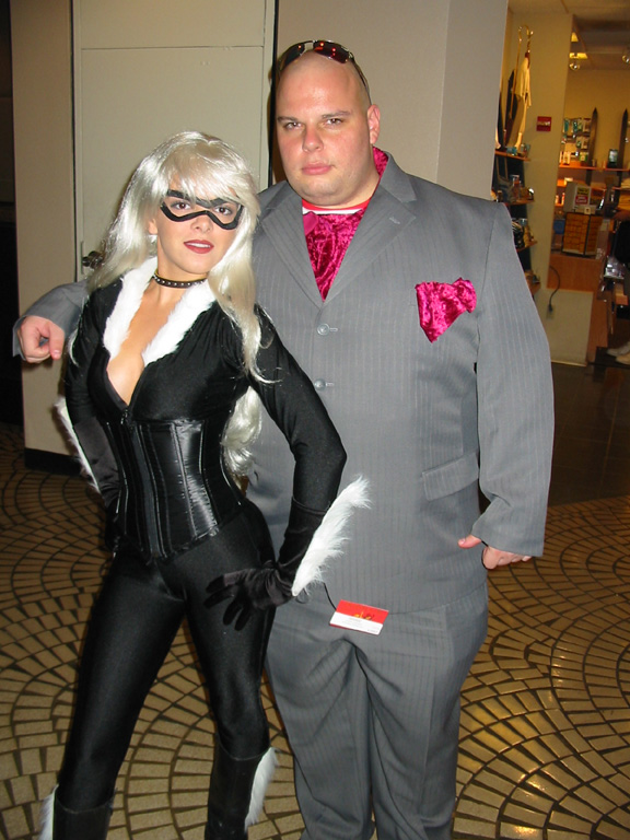 And with John as Kingpin!  sc 1 th 259 & DragonCon 03