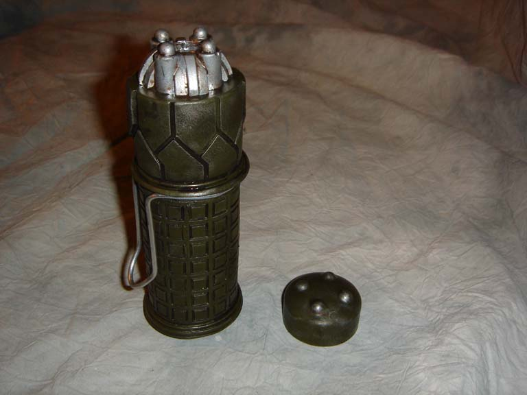 how to change grenade on doom