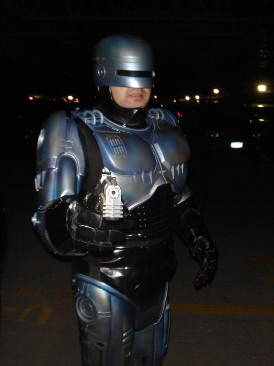 Robocop Halloween Costume Kidu0027s Robocop Costume
