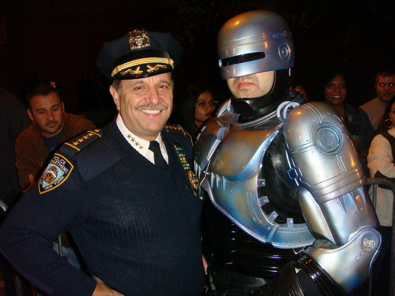 nypd chief